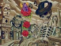 День мёртвых в Мехико